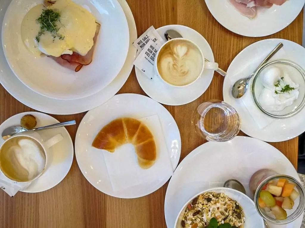 Joseph Brot Führichgasse Frühstück
