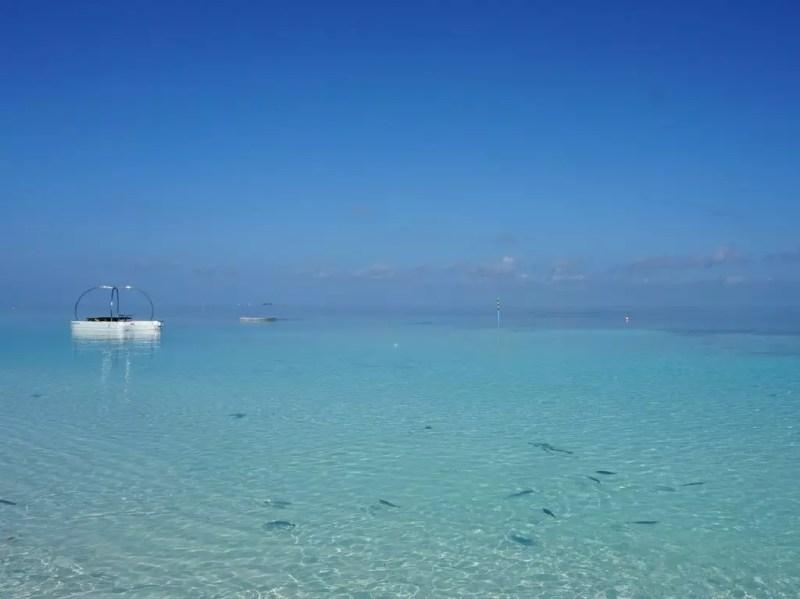 Meer auf den Malediven