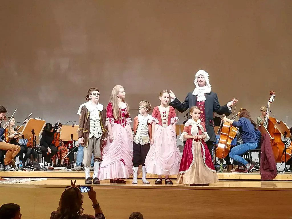 Bach for Kids Kinderfestspiele