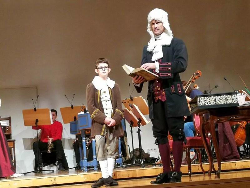 Darsteller Johann Sebastian Bach