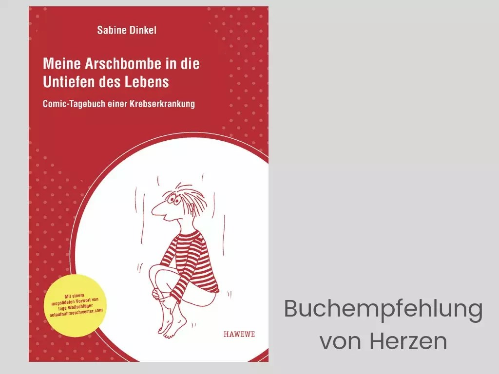 Buchcover Sabine Dinkel
