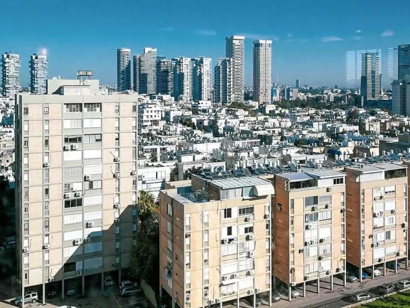 Tel Aviv Skyline