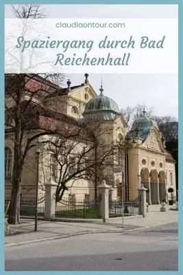 Königliches Kurhaus in Bad Reichenall
