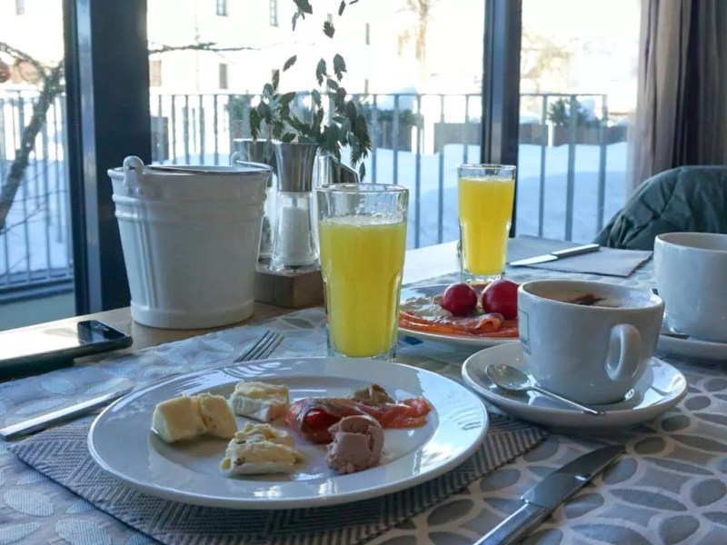 Frühstück Ritzenhof