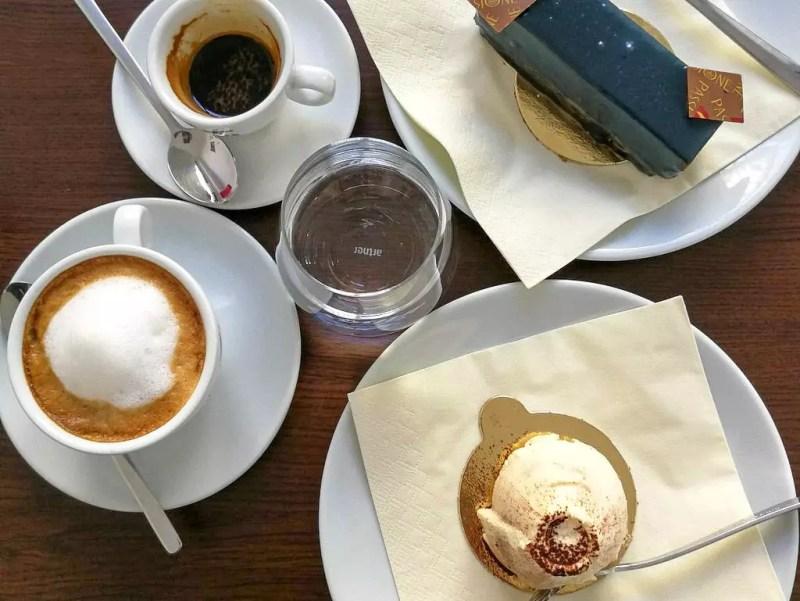 Kaffeetafel
