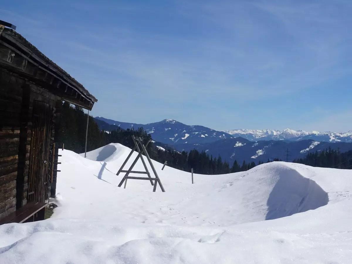 Region Hochkönig im Winter