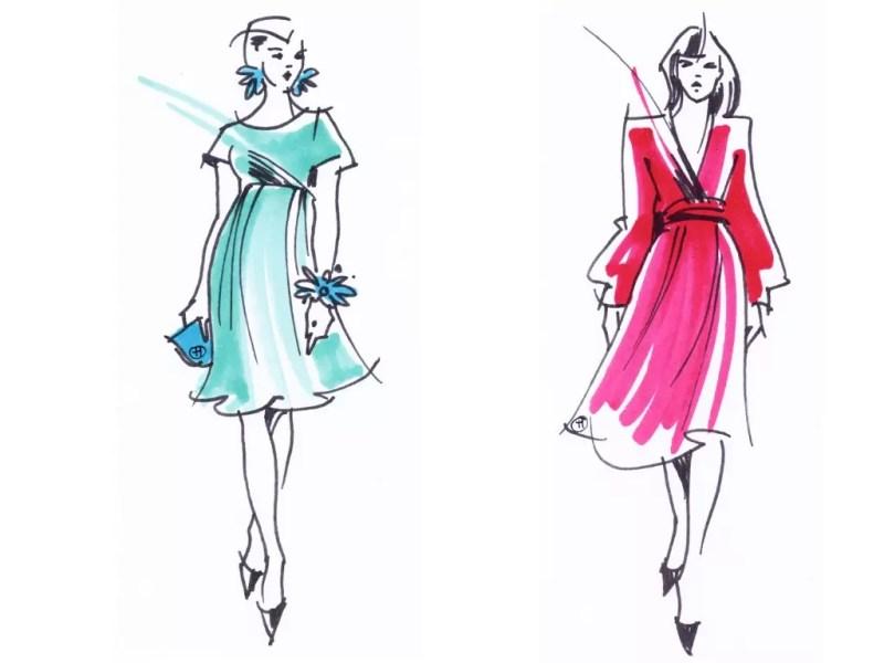 Dresscode Kleider