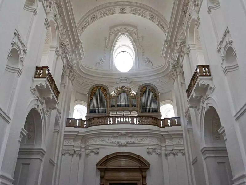 Orgel Kollegienkirche