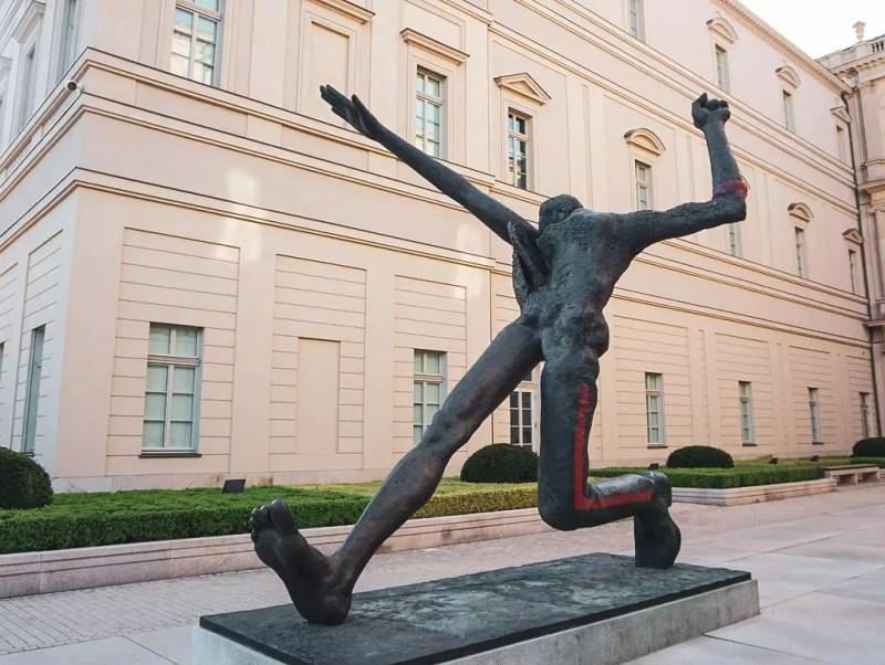 Museum Barberini Skulptur Jahrhundertschritt