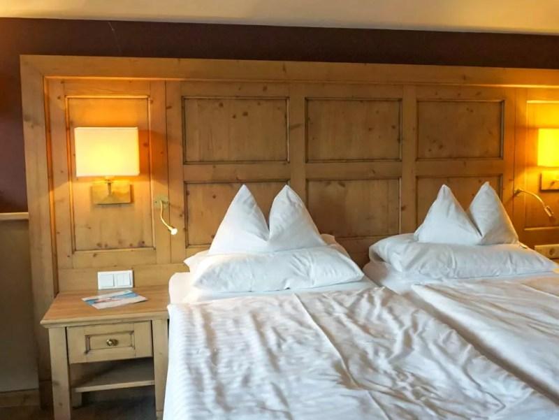 Hotel Bismarck Zimmer