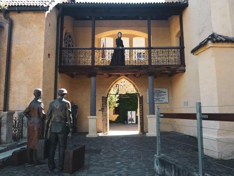 Kaiserin Sisi Schloss Trauttmansdorff