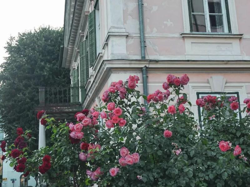 Villa von Oscar Straus