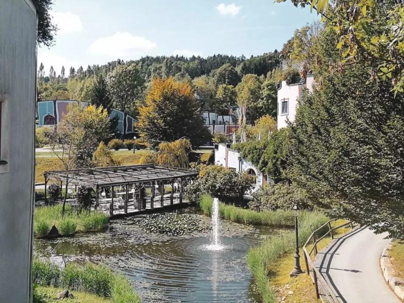 Garten Rogner Bad Blumau