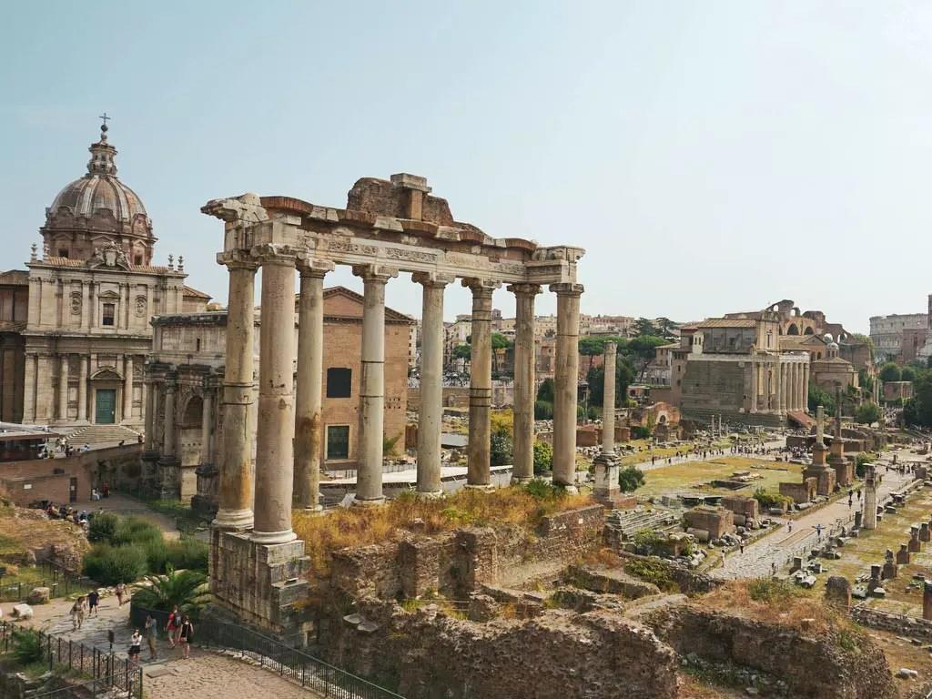 Foro Romano Rom
