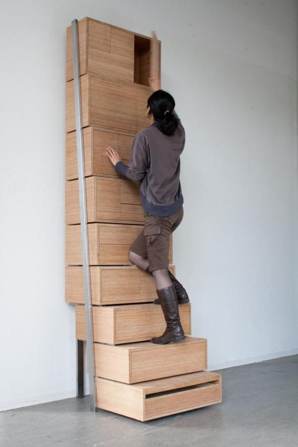 Staircase-Cabinet-by-Danny-Kuo-foto presa da ideasgn
