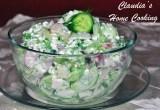 Creamy Ukrainian Salad