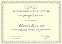 Diploma Elisa Cogotti