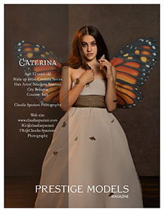 Prestige Model Magazine Beauty settembre 2020