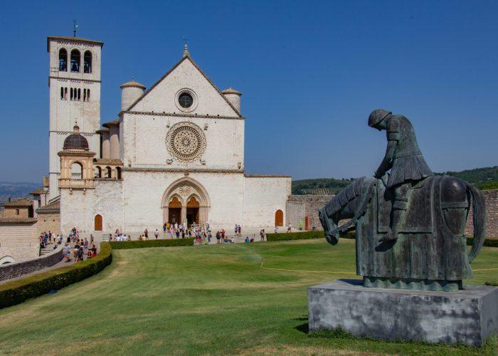 Assisi, Basilica di San Francesco