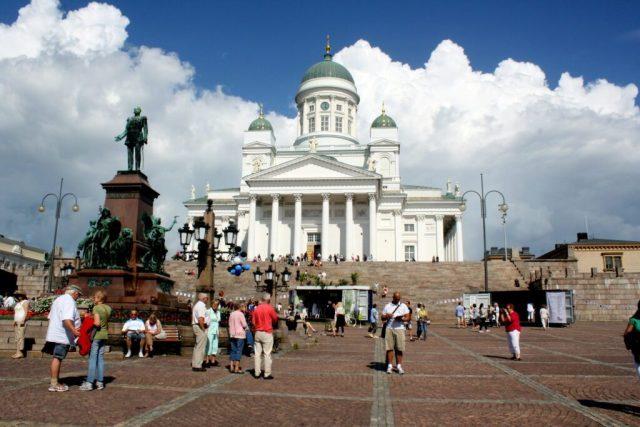 Helsinki, Tuomiokirkko