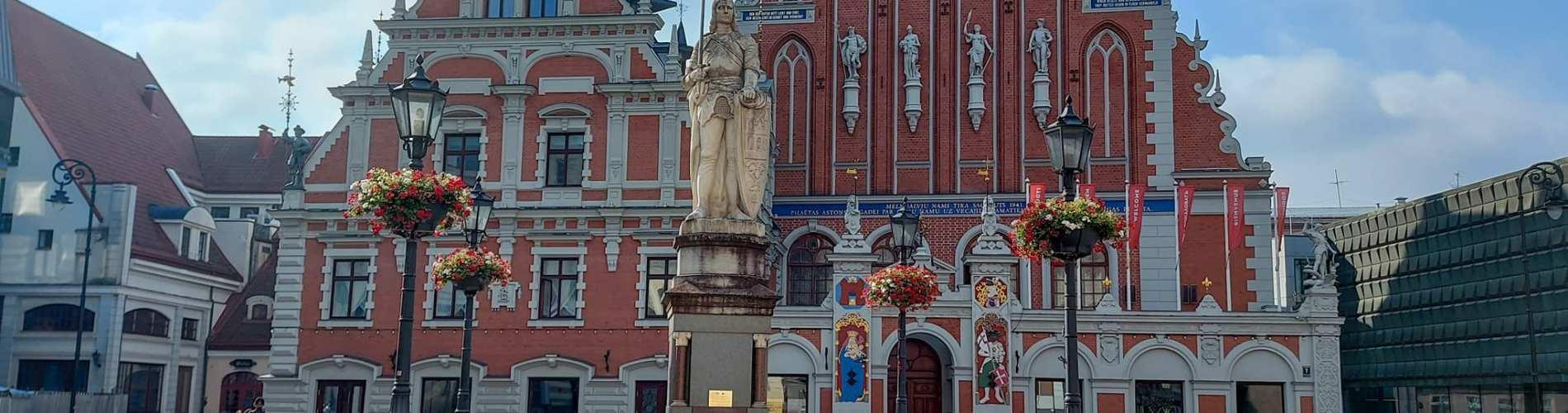 Riga, Casa delle Teste Nere