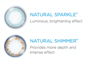 Acuvue Define Shimmer and Sparkle Chichester