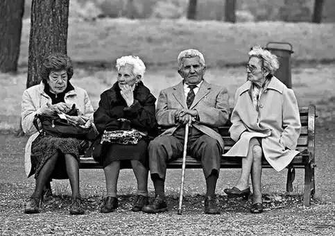L'Italia non è un paese per vecchi