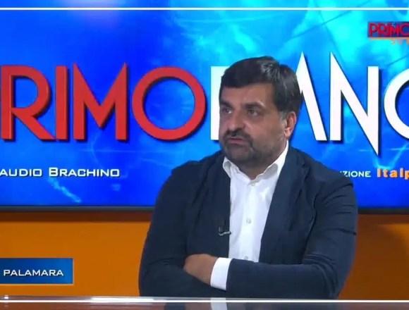 Palamara, ex Presidente dell'ANM intervistato da Claudio Brachino