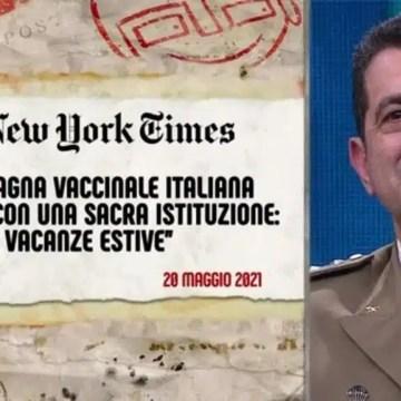 Il Generale, le Regioni, i vaccini