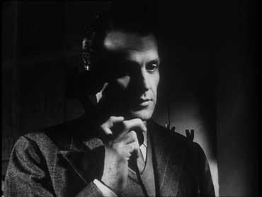 Cronaca di un amore - Antonioni: Massimo Girotti
