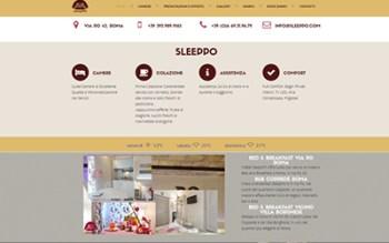 Siti Web - SleepPo
