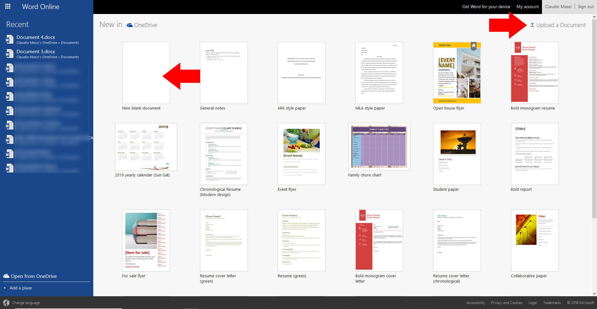 Come usare Microsoft Word Online