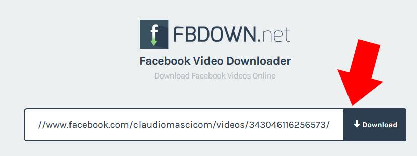 scaricare video facebook pc