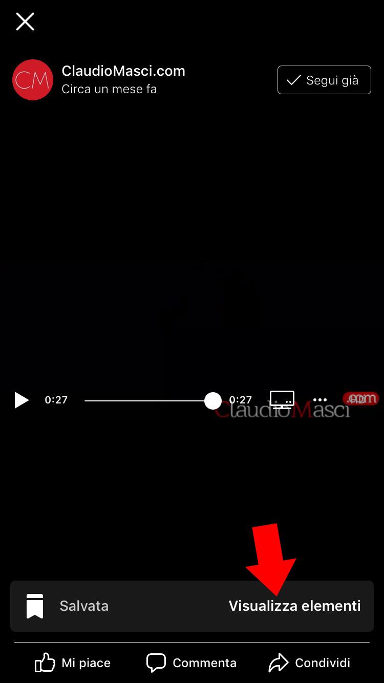 scaricare un video da facebook per iphone - 3