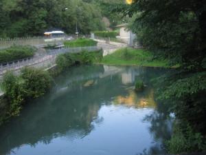 Archeologia Industriale presso la cascata delle marmore a Terni