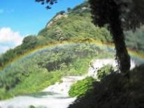 Terni Cascata arcobaleno