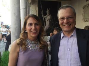 canova 10 Agosto 2013 con Silvia Sensi