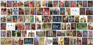 Via Crucis di Immagini Quarta Stazione