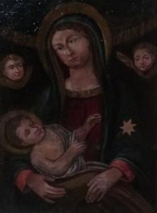 Fiuggi Magica Madonna con Bambino 2