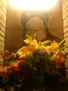 Autunno Roccano Madonna di Via Trevi