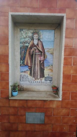 per intercessione di San Corrado