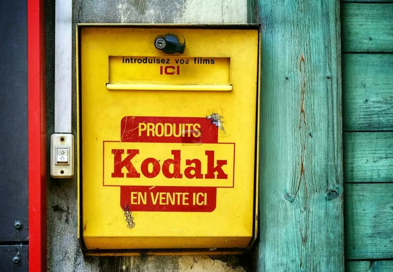 Fotografo Kodak