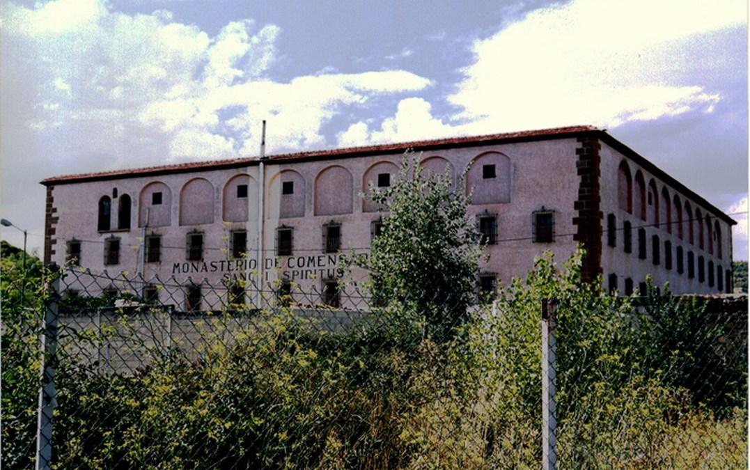 Monasterio de las Comendadoras del Espíritu Santo en Sangüesa