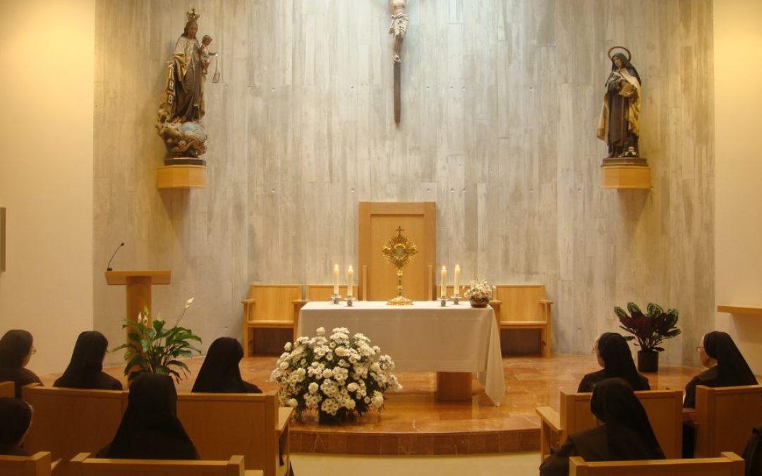 Monasterio de las Hermanas Carmelitas Descalzas de Olza, Navarra