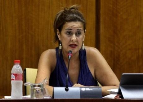 Sonia Gaya, consejera de Educación de Andalucía