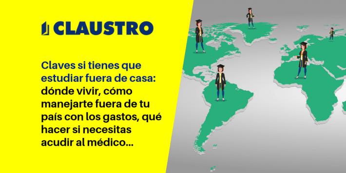 Claves para estudiar fuera de casa - Academia CLAUSTRO Sevilla