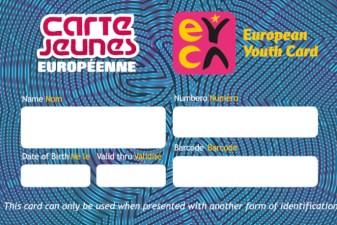 Carné Joven Europeo (European Youht Card)