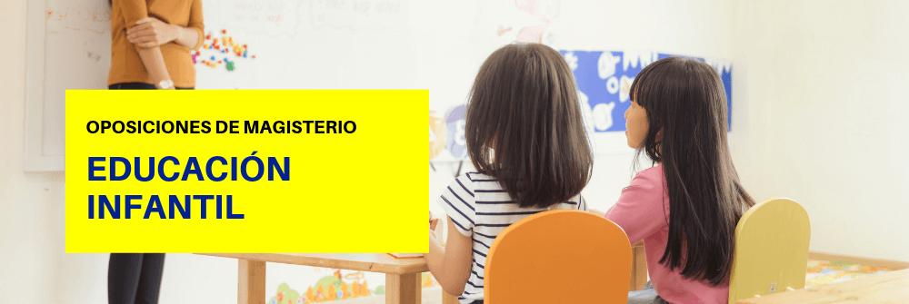 Educación Infantil Magisterio - Academia CLAUSTRO