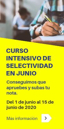 67 edición del curso intensivo de Selectividad en junio de la Academia CLAUSTRO en Sevilla