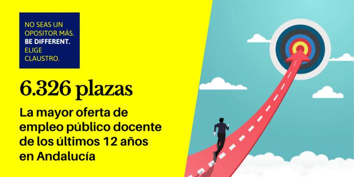 La gran oportunidad de conseguir plaza en las oposiciones de Secundaria de Andalucía - Academia CLAUSTRO Sevilla